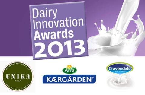 Triple triumph for Arla at global Dairy Innovation Awards