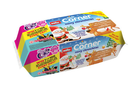 Kids Corner Crunchmas