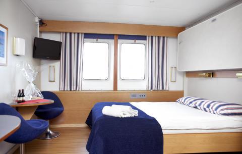 Comfort Class lugar - Stena Saga