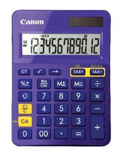 Canon ger hemkontoret ett färgglatt inslag med ny räknare