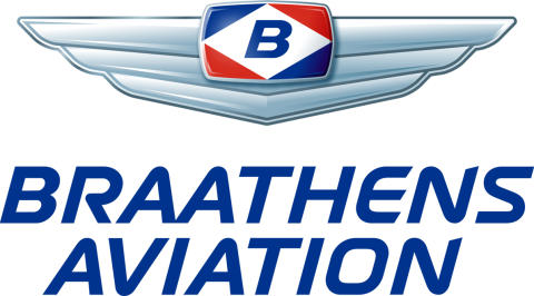 Logotype Braathens Aviation