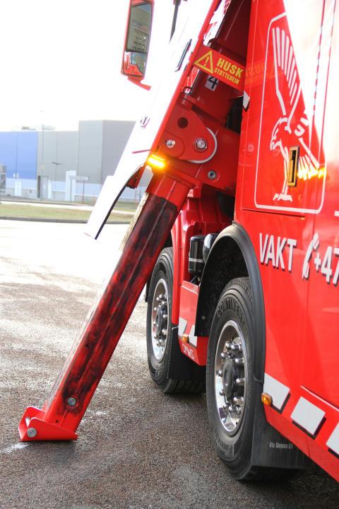 Nord Salten Auto MAN 8X8