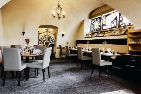 Restaurang Slottskällaren