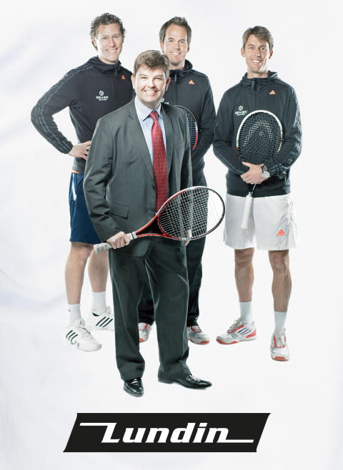 Lundin Petroleum storsatsar inom tennis