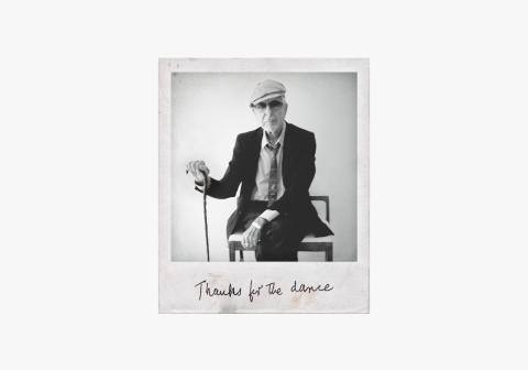 Leonard Cohen - Black n White