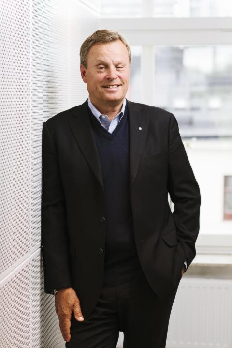Erik Strand, vd och koncernchef, Praktikertjänst.