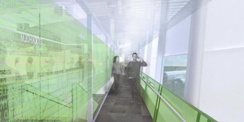 Om- och tillbyggnad av terminal 2, Arlanda