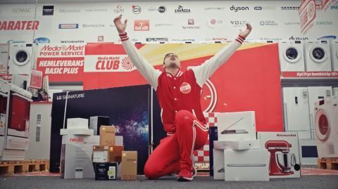 MediaMarkt Club-medlem vann hemelektronik för 193 445 kr