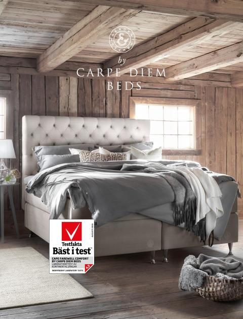 Mios säng bäst i test  Mio