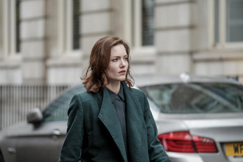 The Capture - Holliday Grainger