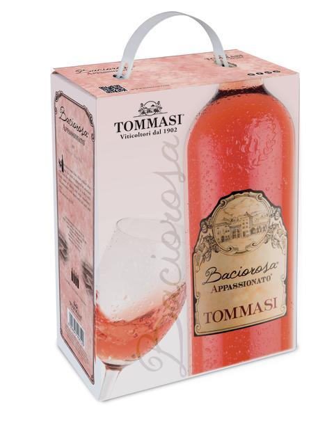 Tommasi Baciorosa Appassionato - allt är inte rött eller vitt!