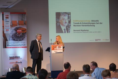 Maschinensicherheit – Kunde zwängt Hersteller ins Korsett