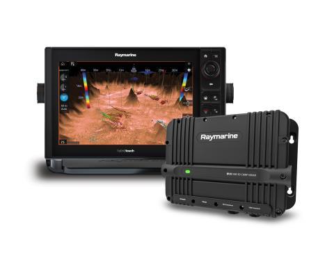 Raymarine: Новая версия ОС Raymarine и эхолокационные технологии