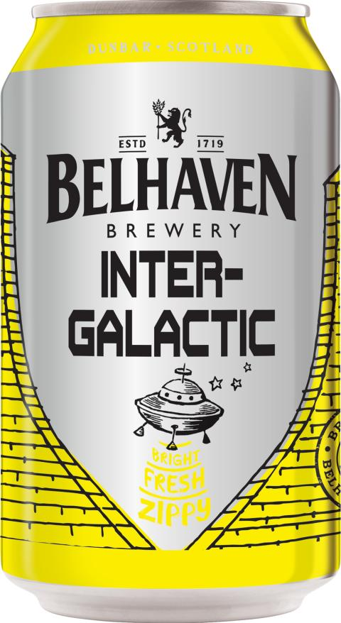 Intergalactic Dry Hop Lager