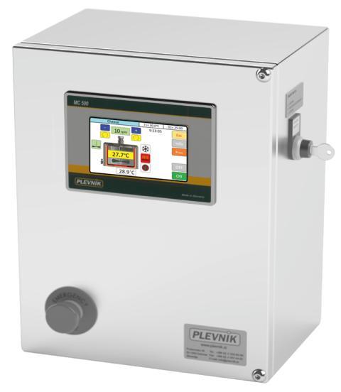 Plevnik controller MC 500