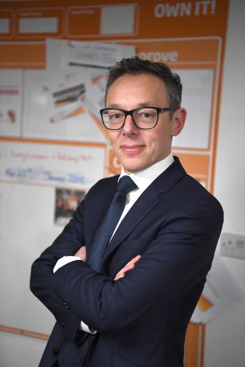 Sebastian Dahl - HR Director North Europe