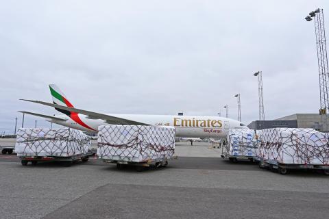 Avinor lanserer oppstartstøtte for fraktruter til inn- og utland