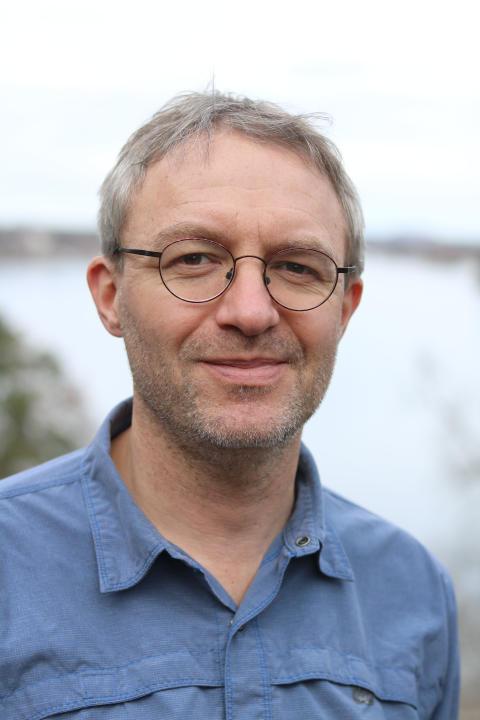 KTH-professorn Val Zwiller (Foto: Kristina Hedtjärn).