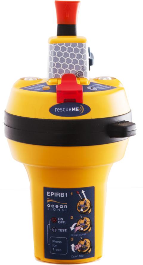 Hi-res image - Ocean Signal - Ocean Signal rescueME EPIRB1