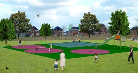 Cado har ny innovativ lekplatslösning i sitt utbud