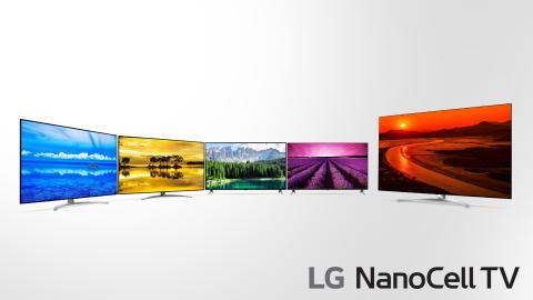 LG NanoCell 2019 Line-up