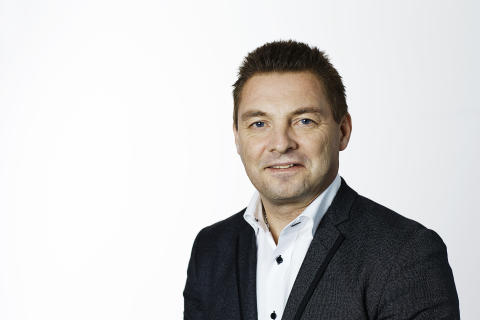 Stefan Helmvall blir ny vd för Lapplands Elnät
