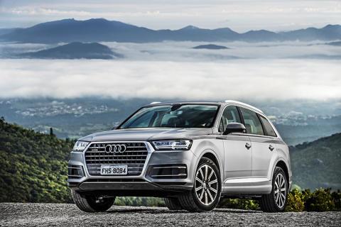 Novo Audi Q7 chega como referência na categoria
