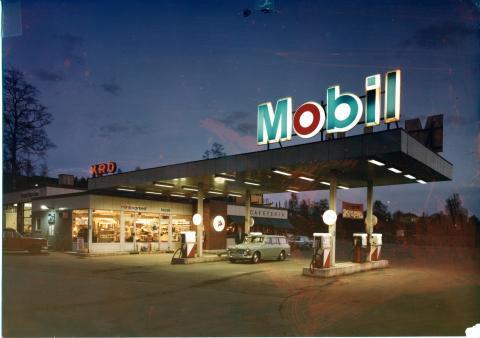 Mobil stasjon