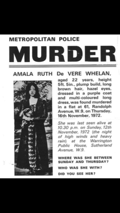 Copy of original murder appeal