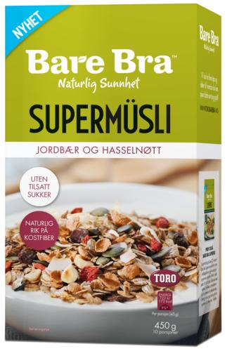 Bare Bra Supermüsli