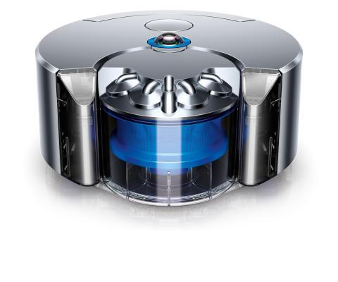 Dyson 360 Eye: Leistungsfähiger Saugroboter mit intelligenter  App-Steuerung