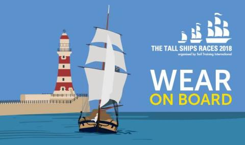 Tall Ships in Sunderland – 11-14 July