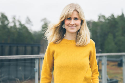 Sofia Fölster utsedd till Female Economist of the Year