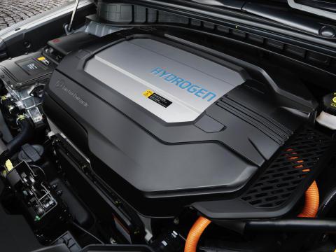 Hyundai Nexo Engine