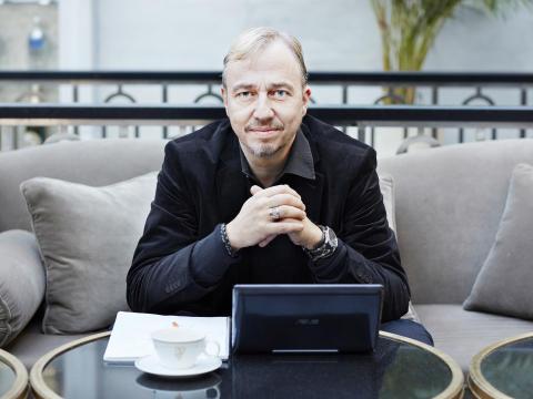 PeO Axelsson, VD Marknadscheferna