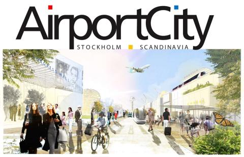 Airport City Stockholm - Vision 2021