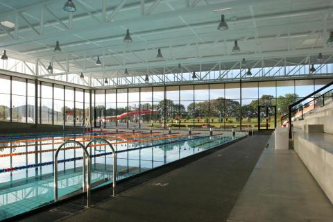 Bellahøj Svømmestadion, Swim Stadium Bellahoj