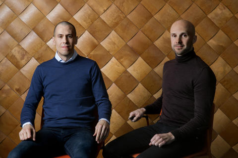 Jonas Sandberg, CEO Accurate Player and Henrik Lundgren, Chief Sales Officer  Accurate Player