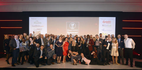 Casual Dining Restaurant & Pub Awards 2018: entries now open