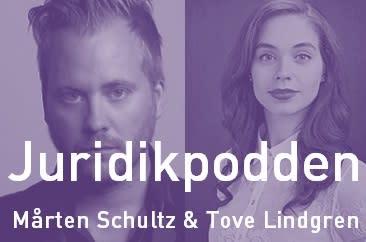 Mårten Schultz lanserar Sveriges första juridikpodcast