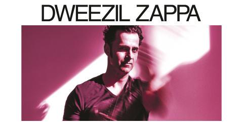 "DWEEZIL ZAPPA ""HOT RATS TOUR"" TILL STOCKHOLM OCH GÖTEBORG!"