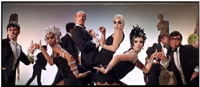 Dans i filmens värld - afterwork på Skånes Dansteater