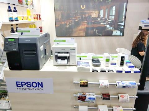 เอปสันโชว์โซลูชั่นเพื่อธุรกิจในสองงานใหญ่ของอาเซียน