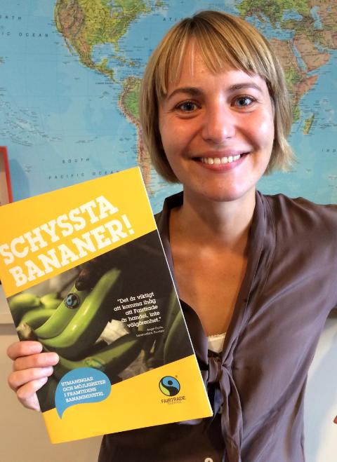 Fairtrades ambassadörsutbildning