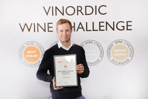 Casillero del Diablo Chardonnay - Sveriges mest prisvärda vita vin (70-79 kr)