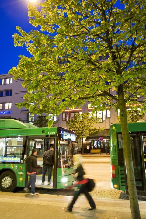 Pressinbjudan – Välkommen till en presentation av en satsning på stadsbusstrafiken i Helsingborg