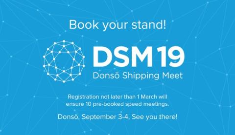 Speed meetings on Donsö