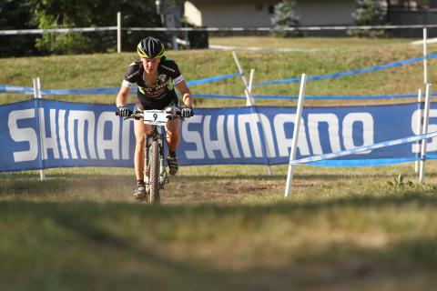 Kajsa Snihs 5:a vid UCI MTB World Cup 2012, deltävling #6 i Windham, USA