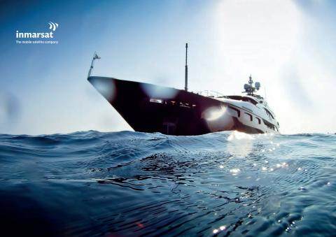 Fleet Xpress for Superyachts Brochure