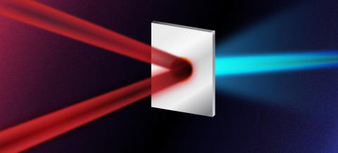 How a proton beam can double its energy